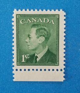 Canada Scott #289 MNH well centered good original gum. Good colors, perfs.