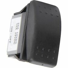 Quickcar Racing Products 52-510 Momentary Starter Rocker Switch 25 Amp 12V
