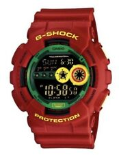 NEW ORIGINAL CASIO G SHOCK GD100RF-4 MASTER IN SHOCK RESIST  WATCH Retail $495!!