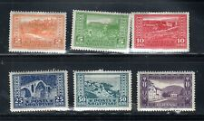 #147 THRU #153 ALBANIA SHQIPERIA EUROPE  STAMPS  MINT MINT HINGED   LOT 16933