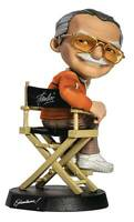 "IRON STUDIOS Minico Stan Lee Orange Sweater PX 5.5"" Vinyl Statue *PRE-ORDER* NEW"