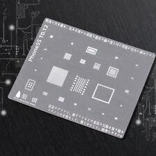 Soldering net board Multi-function Meteorite steel steel net  E  for iPhone 5s