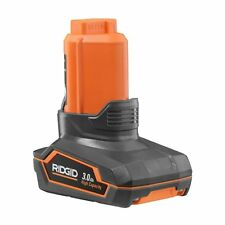 130199001 Ridgid 12V Lithium Ion Battery 3.0AH AC82058 R82058 High Capacity