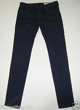 "BEAUTIFUL SASS&BIDE DARK BLUE RINSE SKINNY JEANS 30 ""NEON NIGHTS"" Future of Now"