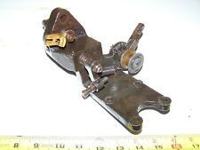 Old STOVER 303K25 Webster Magneto Ignitor Bracket Hit Miss Engine Steam Oiler