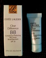 COMBO OF 2X ESTEE LAUDER CLEAR DIFFERENCE BB CREME SPF 35 + FREE FACIAL SAMPLES