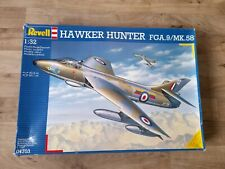 Revell 04703 Hawker Hunter FGA.9/MK.58, 1/32 scale model aircraft kit