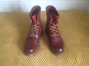 Red Wing Irish Red Setter Boots