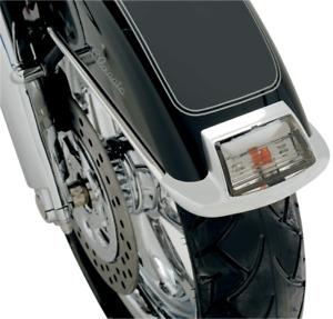 Drag Specialties Front Fender Tip Light - Light with Smoke Lens - 2040-0585