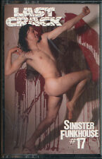 Last Crack Sinister Funkhouse #17 RARE out of print cassette '89 (promo edition)