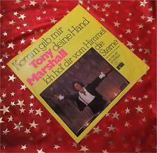 TONY MARSHALL - Komm gib mir deine Hand * KULT 71 * TOP (M-:)) PREIS HIT SINGLE