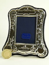 "Vintage Sterling Silver - Photo / Picture FRAME - 2 1/2"" x 2"" - SF58"