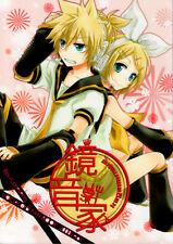 Vocaloid Doujinshi Fan Comic Len + Rin Kagamine x Kaito Kagamine Residence 8pun