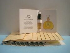 FIRST  VAN CLEEF & ARPELS  LOT 10 ECHANTILLONS  EAU DE  TOILETTE   VAPORISATEURS