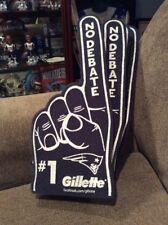 Patriots Foam Finger Gillette Stadium Rare