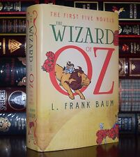 The Wizard of Oz  by L. Frank Baum 1-5 Novels New Collectible Hardcover Edition