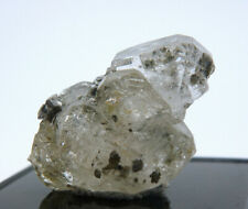 Phenacite Crystal Cluster w Mica ~ Brazil ~ Phenakite Fenakite