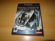 MEDAGLIA d'onore: ASSALTO europeo NUOVO & Sealed Pal UK Nintendo Gamecube,