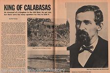 King Calabasas-Miguel Leonis - El Basque+Banks,Bell,Menendes,Meza,Sansome,Urbano
