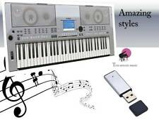 PSR S500 USB-Stick+AMAZING STYLES VOLUME 1