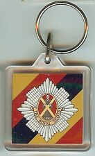 Acrylic Military Key Ring Royal Scots