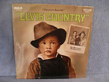 Elvis Presley, Elvis Country (I'm 10,000 Years Old), RCA LSP 4460, 1971, SEALED