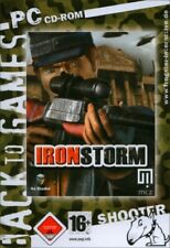 Iron Storm PC Game Spiel Action Shooter FSK18 NEU NEW