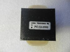 PC12-2000 POWER TRANSFORMER 1500VRMS 24VA 6 TERMINAL THRU HOLE (1 PER LOT)