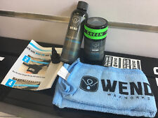 WEND Chain Wax Kit (With Green Wax-On)