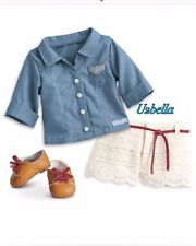 American Girl Doll Tenney Picnic Outfit NEW IN BOX NEW Tenny
