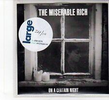 (FB878) The Miserable Rich, On A Certain Night - 2011 DJ CD