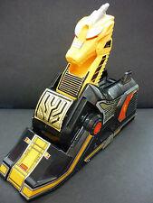Power Rangers MMPR Thunder Megazord Grffin Zord Part Figure - Yellow Foot
