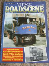 Vintage Roadscene March Quarterly Magazines
