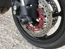Yamaha MT-10 2016-18 Eje Delantero Horquilla Crash setas deslizadores desagües bobinas de S8Y