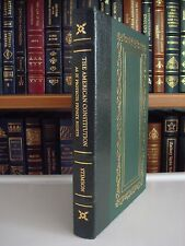 THE CONSTITUTION & PRIVATE RIGHTS Stimson Gryphon Liberty Classics Leather