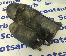 SAAB 9-9 93 Starter Motor B284 Petrol Engine 2008 - 2010 55563538 Good Tested
