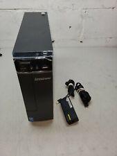 Lenovo ideacentre 300S-11IBR Desktop Computer 90DQ HDD 500gb 4 gb RAM WIN 10