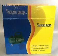 ZENY 1 STAGE VACUUM PUIMP MODEL VP125+, NEW Open Box