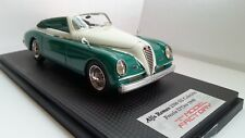 ALFA ROMEO 2500 SS CABRIOLET FRECCIA D'ORO BBR BY MODEL FACTORY ITALY 1/43 RESIN