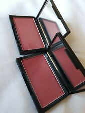 Sleek Pomegranate And Flushed Blushes Swatched Once Each