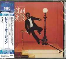 BILLY OCEAN-NIGHTS (FEEL LIKE GETTING DOWN) -JAPAN CD B63
