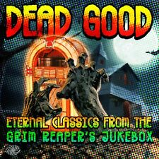 Dead Good-Grim Reaper's Jukebox 2-CD NEW SEALED John Leyton/Del Shannon/Ramrods+