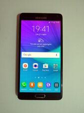 Galaxy Note 4 N910F - in ottimo stato con scatola e accessori + 2 batterie