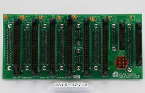 12712 APPLIED MATERIALS PCB,PNEU I/O INTERCON BD DESICA 300MM CLEANER 0100-01357