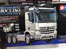 Tamiya 56352 1/14 RC Truck Arocs 3363 6x4 - Classic Space