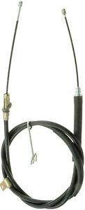 Rr Right Brake Cable BC660296 Parts Master