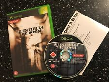XBOX Original PAL jeu SILENT HILL 4 THE ROOM by KONAMI 2004