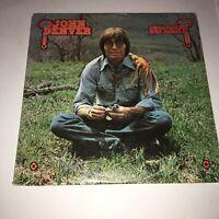 JOHN DENVER SPIRIT APL1-1694 LP VINYL RECORD