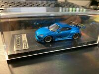 ignition model 1:64 PANDEM TOYOTA 86 Blue Metallic limited 999 pcs