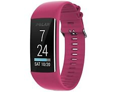 Polar A370 Fitness Activity Tracker w/ 24/7 Wrist Based Heart Rate Monitor Pink